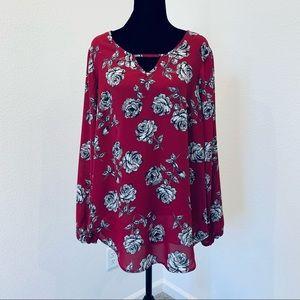Torrid women's blouse tunic size O